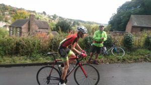 bury-clarion-2-at-ironbridge-hill-climb