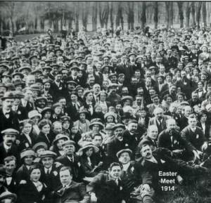 Easter Meet 1914